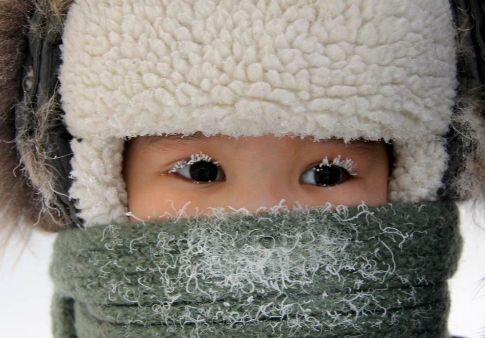 Enfant Sibérie