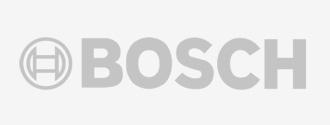 Logo Bosch gris