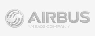 Logo Airbus gris