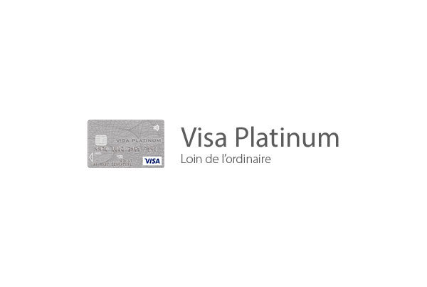 Visa Platinum carte