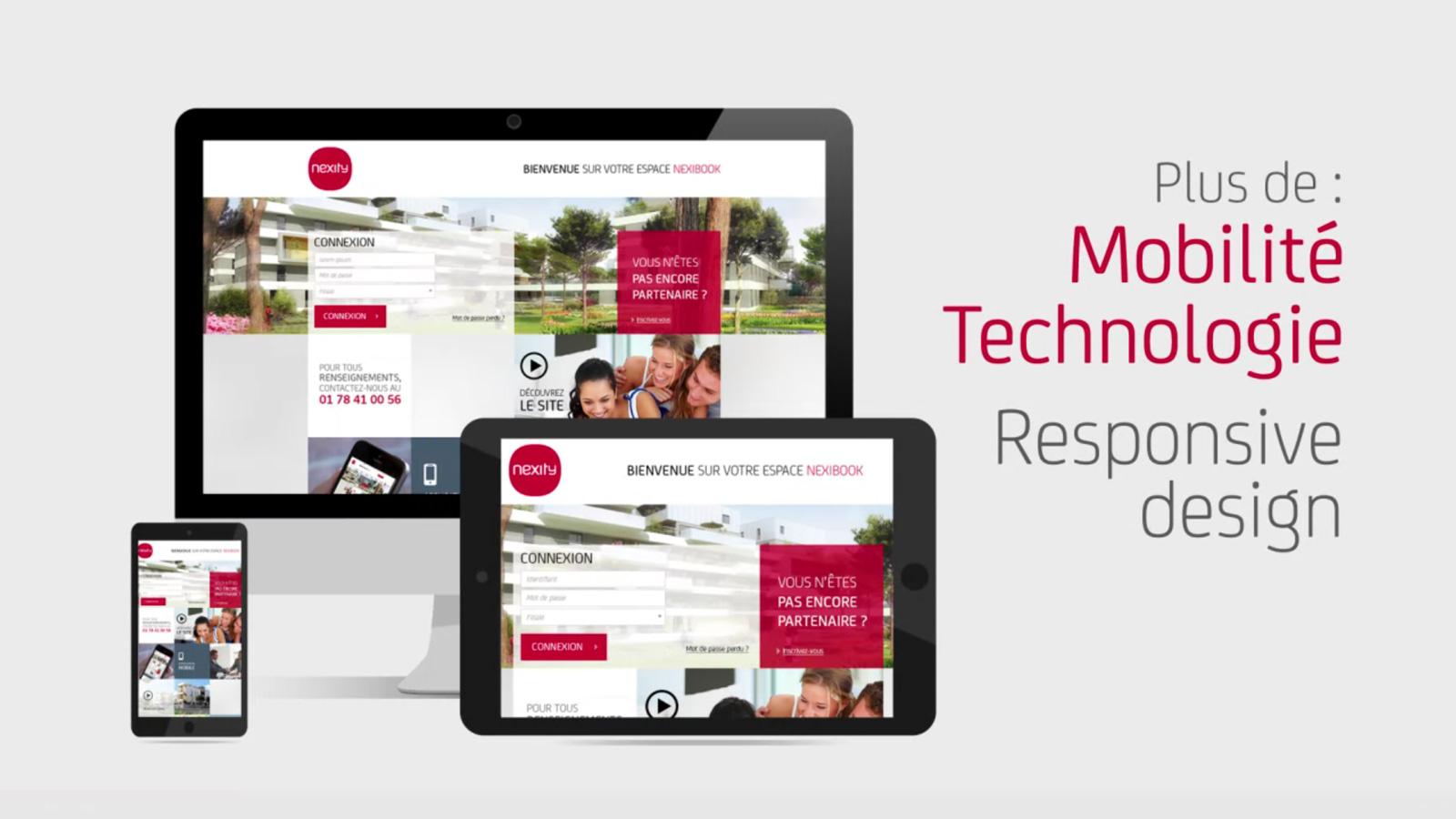Nexibook mobile tech