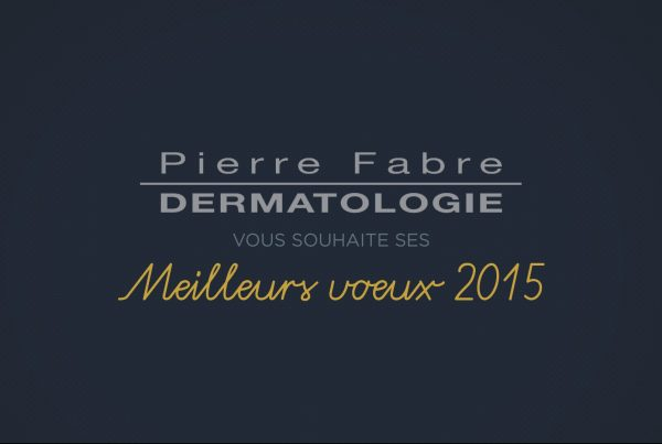 Pierre Fabre Dermatologie voeux 2015 01